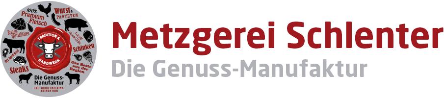 Metzgerei Schlenter Logo